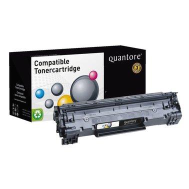 Tonercartridge Quantore HP CF283A 83A zwart