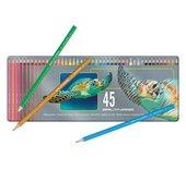 Kleurpotlood Bruynzeel Schildpad 5011 blik 45 kleuren