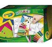 Mozaïeken Crayola fun
