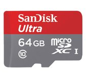 Geheugenkaart Sandisk Micro SDXC Class10 Android 64GB