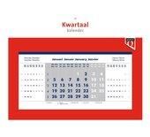 Kwartaalkalender 2017 Quantore
