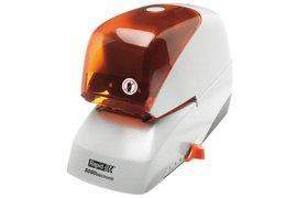 Nietmachine Rapid Elektrisch 5050E 50vel oranje/zilver
