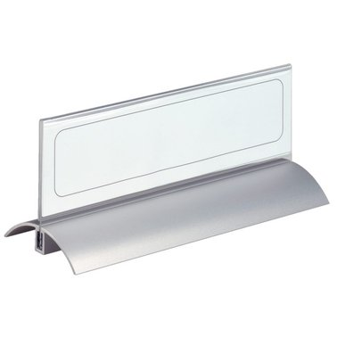 Tafelnaambord Durable Presenter 8202 61x210mm