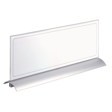 Tafelnaambord Durable Presenter 8204 149x420mm