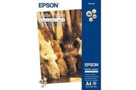 Inkjetpapier Epson SO41261 A3 mat 1440DPI 50vel