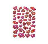 Etiket Herma 5371 hart met oog 3D