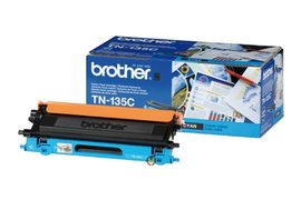 Tonercartridge Brother TN-135C blauw