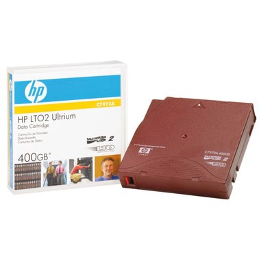 Datatape HP C7972A ultrium 400Gb blauw