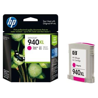 Inkcartridge HP C4908AE 940XL rood HC