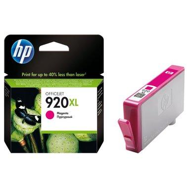 Inkcartridge HP CD973AE 920XL rood HC