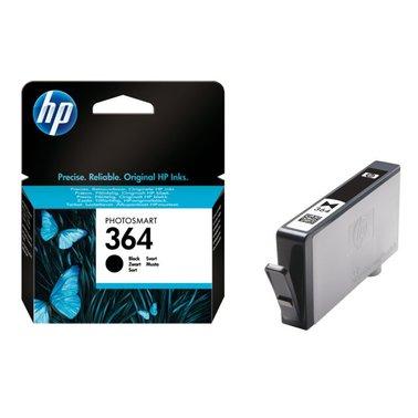 Inkcartridge HP CB316EE 364 zwart