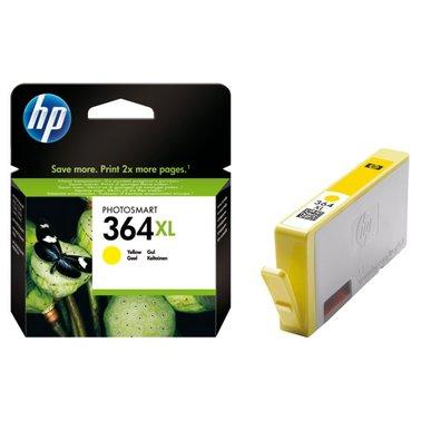 Inkcartridge HP CB325EE 364XL geel HC
