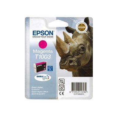 Inkcartridge Epson T1003 rood