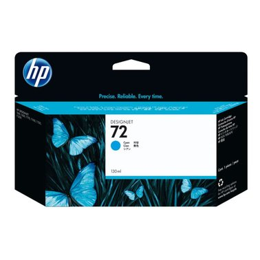 Inkcartridge HP C9371A 72 blauw