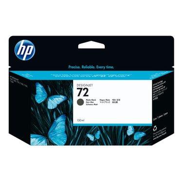 Inkcartridge HP C9403A 72 mat zwart