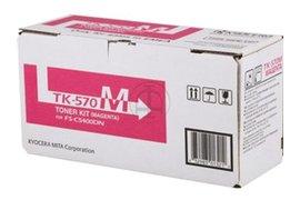 Toner Kyocera TK-570M rood
