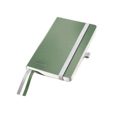 Notitieboek Leitz Style zachte kaft A6 gelinieerd zeegroen
