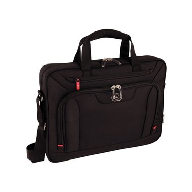 "Laptoptas Wenger Index 15.6"" zwart"