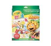 Kleur box Crayola Color Wonder Maya de bij