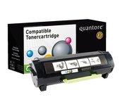 Tonercartridge Quantore Lexmark 50F2U00 zwart