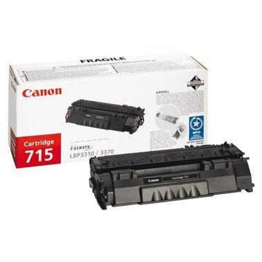 Tonercartridge Canon 715 zwart