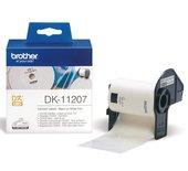 Etiket Brother DK-11207 58mm C/D/DVD 100stuks
