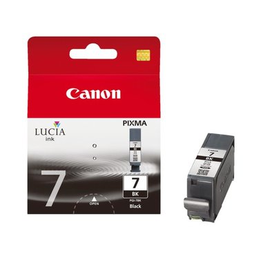 Inkcartridge Canon PGI-7 zwart