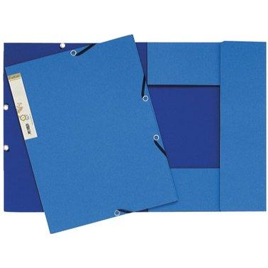Elastomap Exacompta Forever karton lichtblauw