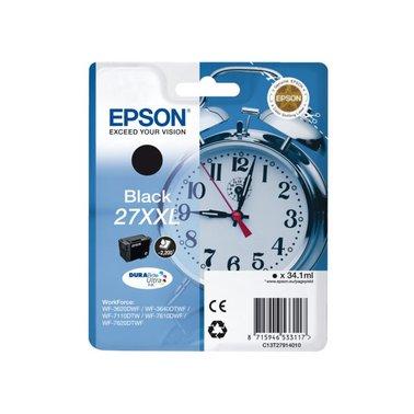 Inkcartridge Epson 27XXL T2791 zwart