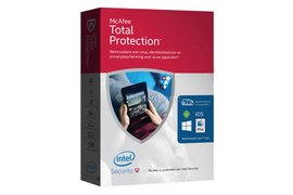 Software Mcafee total protection NL