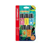 Markeerstift Stabilo Boss mini funnimals edition