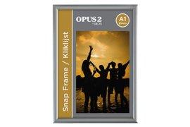 Kliklijst Opus2 A1 25mm