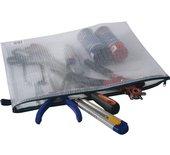 Enveloptas HF2 A4 handy met blauwe rits