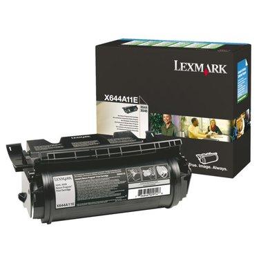 Tonercartridge Lexmark X644A11E prebate zwart
