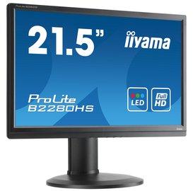 iiyama ProLite B2280HS-B1 PC-flat panel