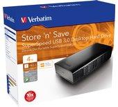 Verbatim USB 3.0 4TB