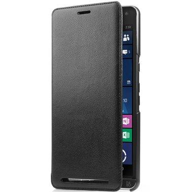 HP Elite x3 Wallet Folio Leather Case