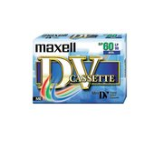 MAXELL DV M60 videocassette 5,2 GB 60 minuten