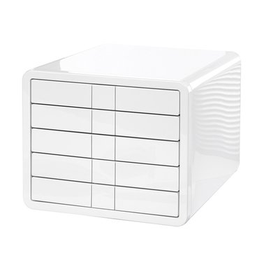 Ladenbox Han 1551 iBox 5 laden wit