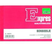 Bonboekje Expres SI-40270 3x50vel